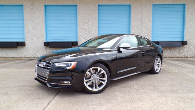 In Our Garage: 2014 Audi S5 Coupe quattro S tronic