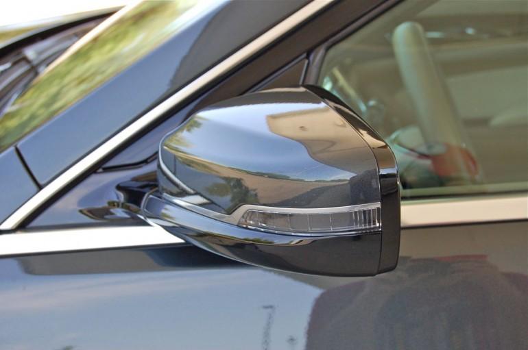 2014 Cadillac CTS Vsport Mirror