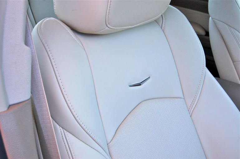2014 Cadillac CTS Vsport Seat