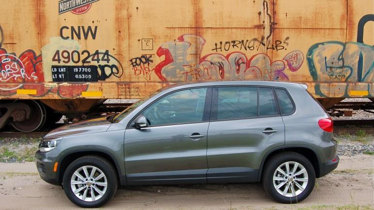 Volkswagens Save Lives: 2014 Volkswagen Tiguan SE Quick Spin