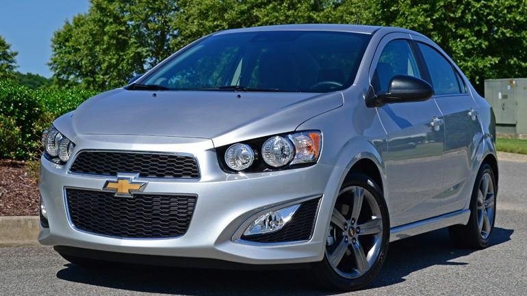 In Our Garage: 2014 Chevrolet Sonic RS Sedan