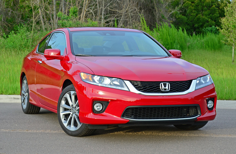 in our garage 2014 honda accord coupe ex l v6 6 speed manual. Black Bedroom Furniture Sets. Home Design Ideas