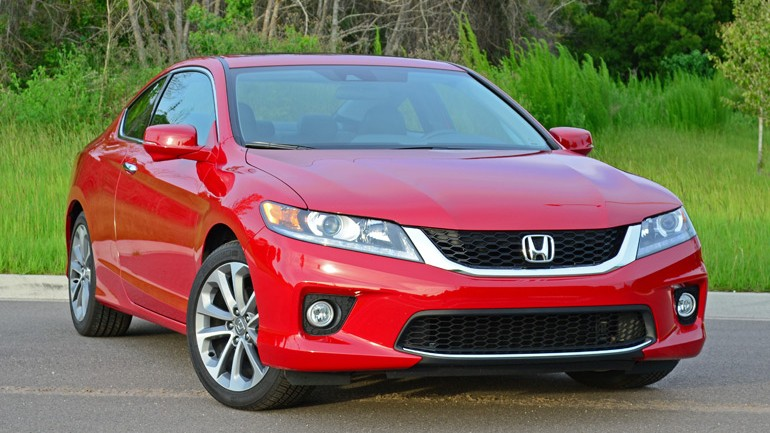 2014 Honda Accord Coupe EX-L V6 6-Speed Manual Review & Test Drive (Driving Impressions)
