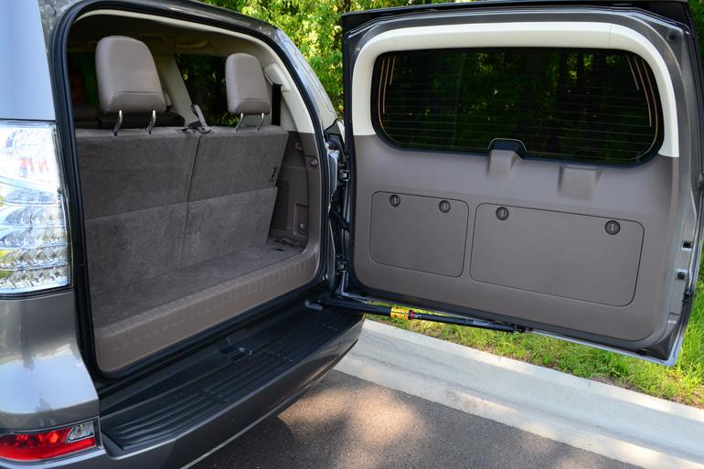 2014 Lexus Gx 460 Rear Cargo Gate