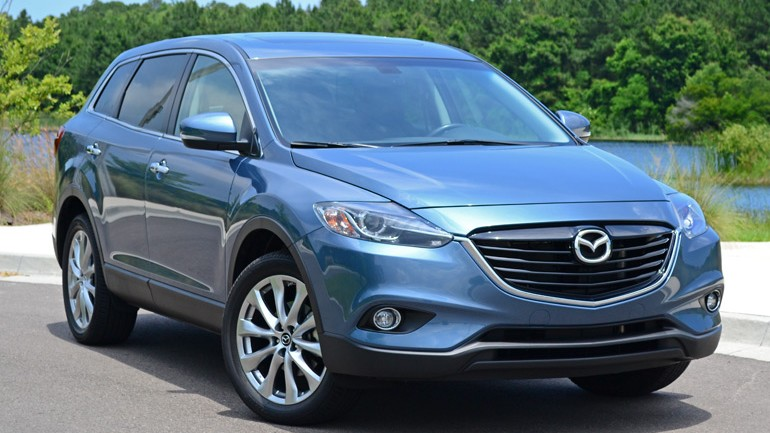 2014 Mazda CX-9 Grand Touring Review & Test Drive