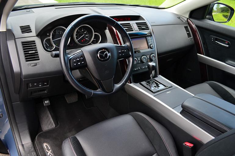 2014 Mazda Cx 9 Interior Photos