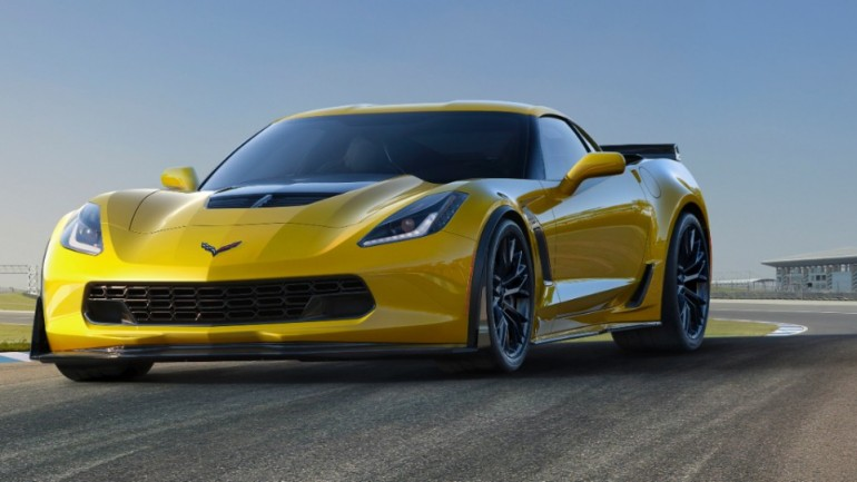 2015 Chevrolet Corvette Z06 Confirmed to Get 650-hp and 650-lb-ft of Torque