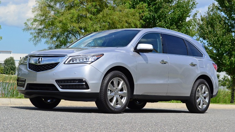 In Our Garage: 2015 Acura MDX SH-AWD
