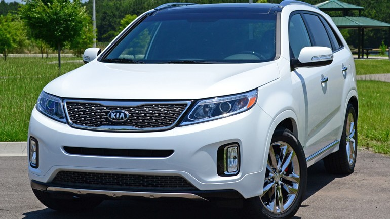 2015 Kia Sorento SXL AWD Review & Test Drive