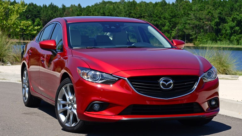 In Our Garage: 2015 Mazda6 i Grand Touring