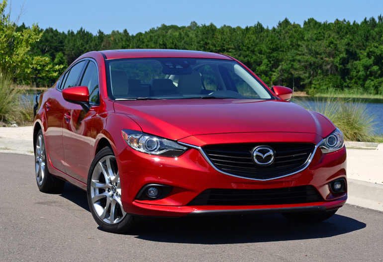 in our garage 2015 mazda6 i grand touring. Black Bedroom Furniture Sets. Home Design Ideas