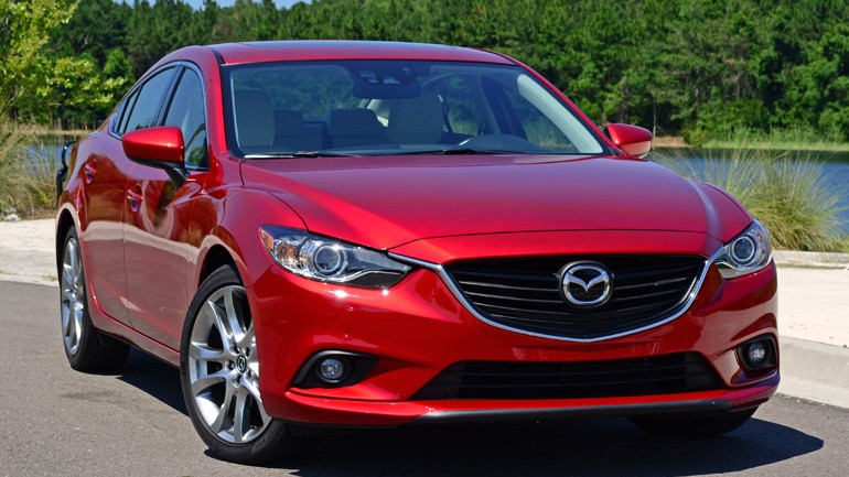 2015 Mazda6 i Grand Touring Review & Test Drive