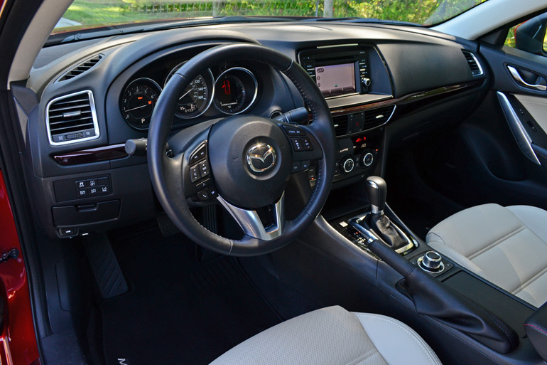 Worksheet. 2015 Mazda6 i Grand Touring Review  Test Drive