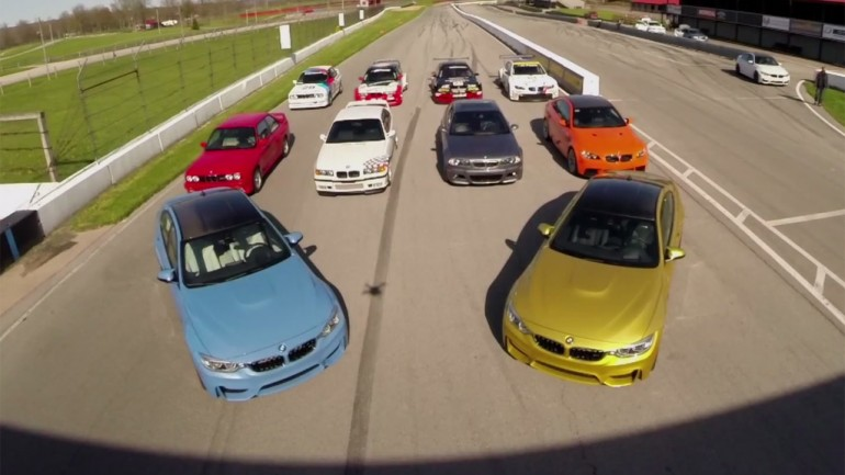 GoPro Demonstrates App Integration for All-New BMW M3/M4 with Justin Bell: Video