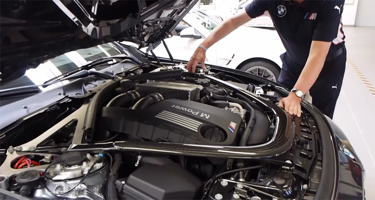 2015 BMW M3/M4 Gets Technical Overview by Head of M Engineering, Albert Biermann