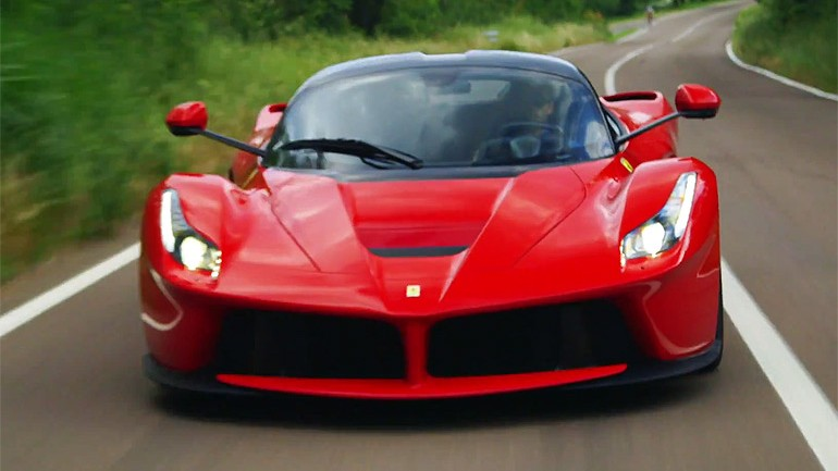 Motor Trend Reviews LaFerrari On Latest Ignition Episode: Video