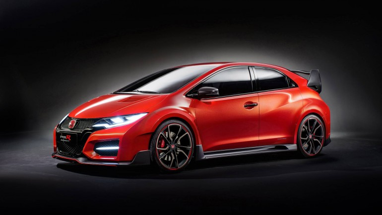 Honda Civic Type R Could be a USA Thing – And Fast