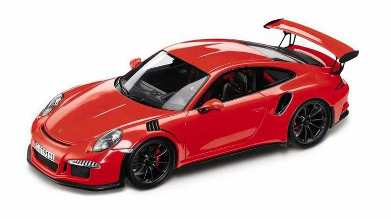 Is This The All-New Porsche 911 GT3 RS?