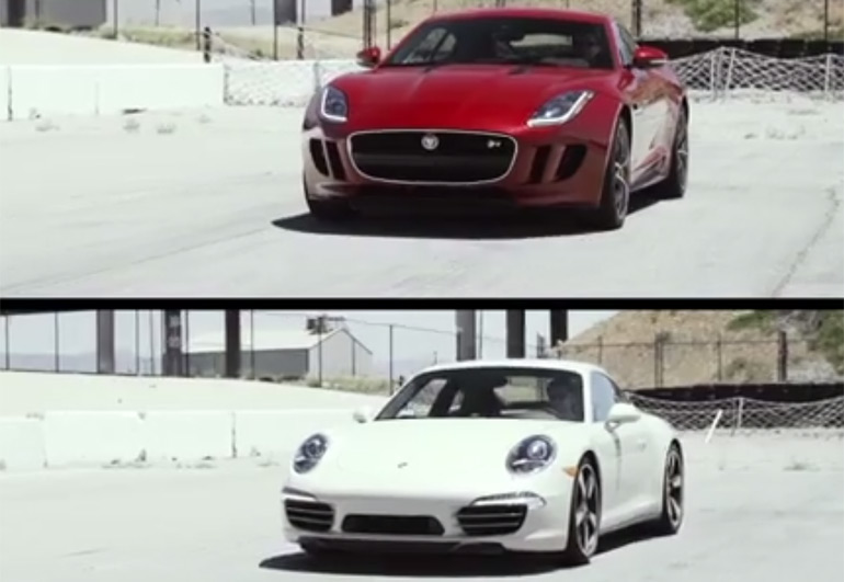 porsche-911-vs-jaguar-f-type-coupe