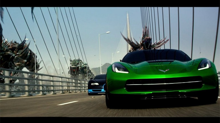 More Epic Cars In Transformers 4 Age of Extinction TV Ads: Videos
