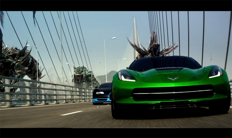more epic cars in transformers 4 age of extinction tv ads. Black Bedroom Furniture Sets. Home Design Ideas