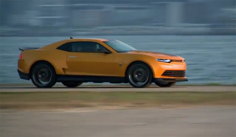 It is said that GM's VP of Global Design, Ed Welburn, will be making ...