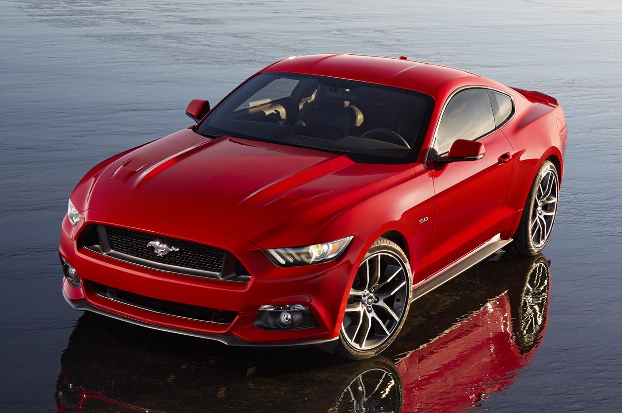 2015 Ford Mustang Specs Revealed – GT Gets 435 Horsepower