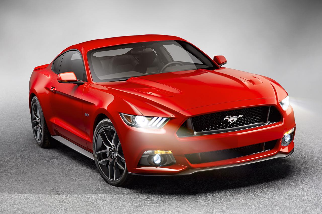 2015 ford mustang specs revealed gt gets 435 horsepower. Black Bedroom Furniture Sets. Home Design Ideas