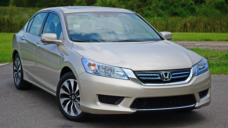 2014 Honda Accord Hybrid Touring Review & Test Drive