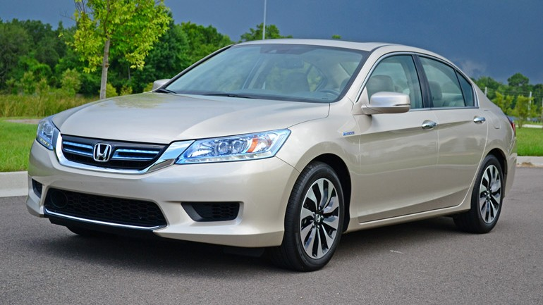 In Our Garage: 2014 Honda Accord Hybrid Touring