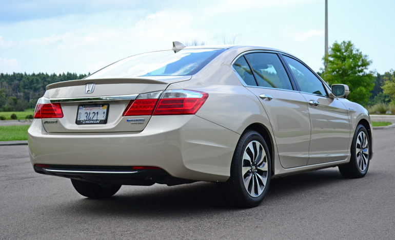 2014 honda accord hybrid touring review test drive. Black Bedroom Furniture Sets. Home Design Ideas