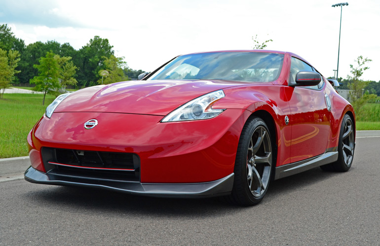 2014 Nissan 370Z NISMO Quick Spin