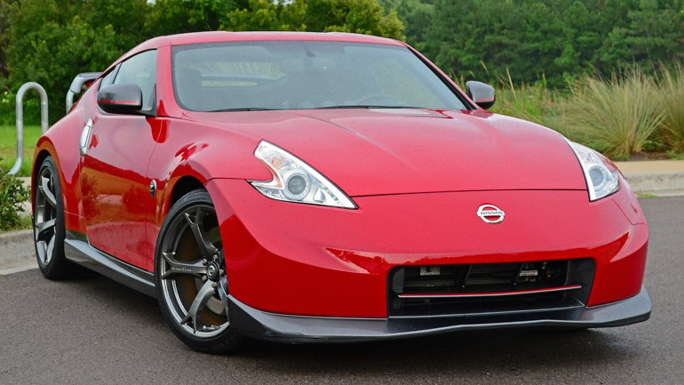 In Our Garage: 2014 Nissan 370Z NISMO