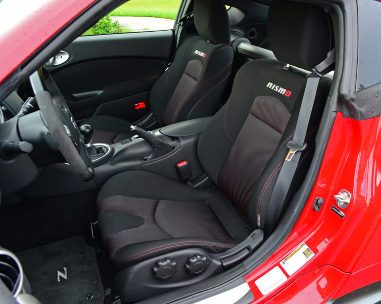 wanted pair of nismo seats nissan 370z forum. Black Bedroom Furniture Sets. Home Design Ideas