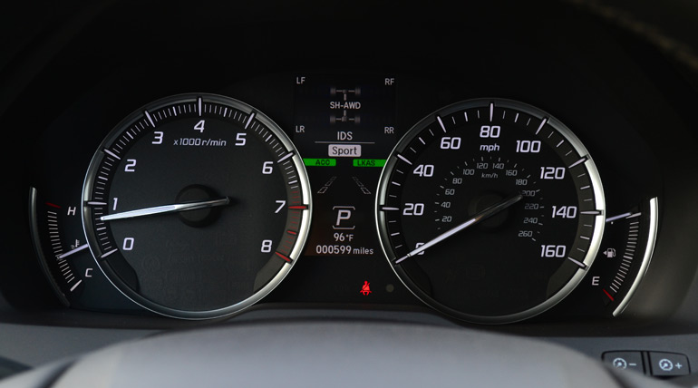 2015-acura-mdx-sh-awd-advance-gauge-cluster
