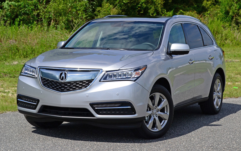 2015 acura mdx sh awd w advance entertainment review test drive. Black Bedroom Furniture Sets. Home Design Ideas