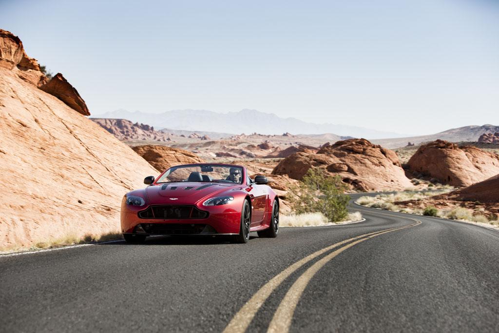 2015 Aston Martin V12 Vantage S Roadster 7 Automotive Addicts