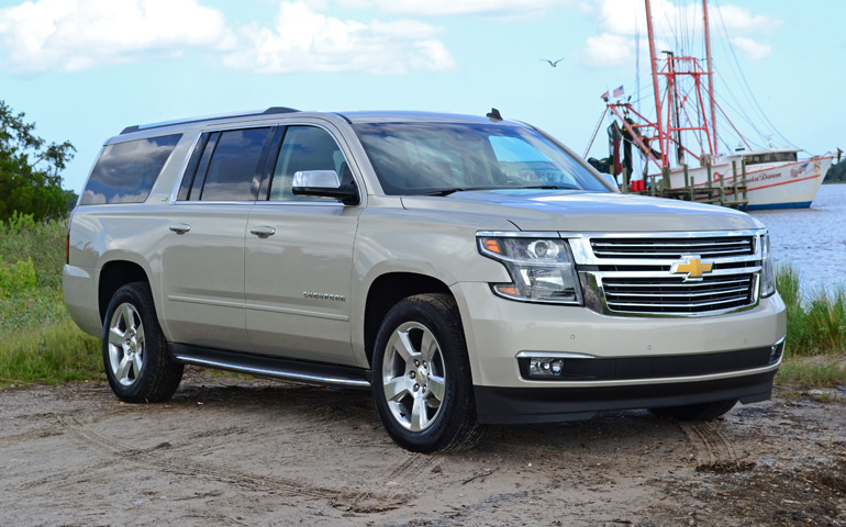 2015 chevrolet suburban ltz 4wd review test drive. Cars Review. Best American Auto & Cars Review