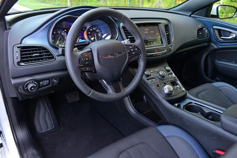 2015 Chrysler 200s Awd V6 Review Amp Test Drive