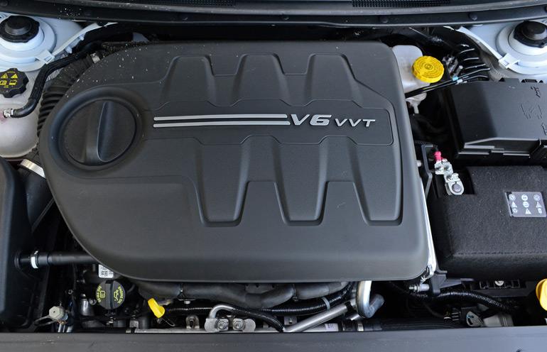 Chrysler S Engine