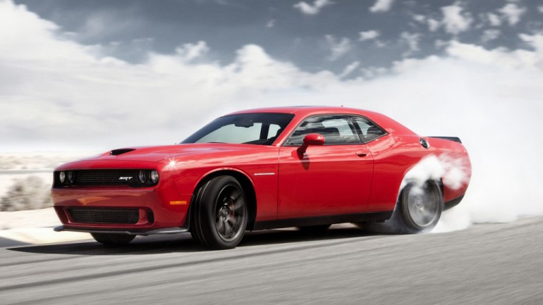 Official: 2015 Dodge Challenger SRT Hellcat Gets 707 Horsepower and 650 lb-ft of Torque
