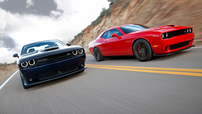 707-Horsepower 2015 Dodge Challenger SRT Hellcat Priced Starting at $59,995