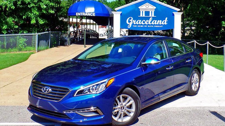 Automotive Addicts on the road: Memphis, Tennessee in the all-new 2015 Hyundai Sonata