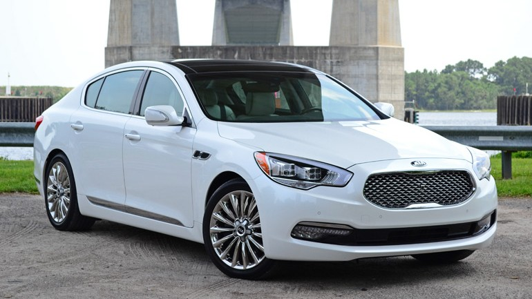 2015 Kia K900 V8 Review & Test Drive