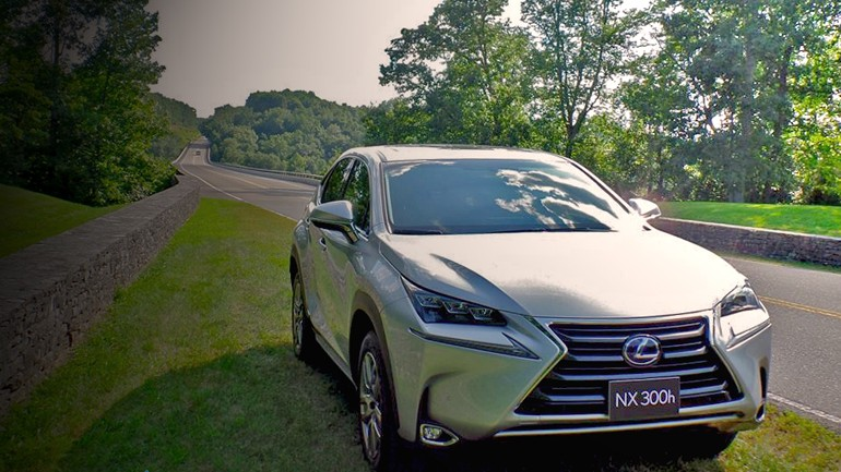 Automotive Addicts 2015 Lexus NX Road Trip In Nashville, Tennessee