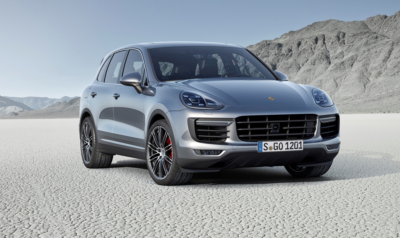 2015 Porsche Cayenne Gets Refreshing Updates And Plug In