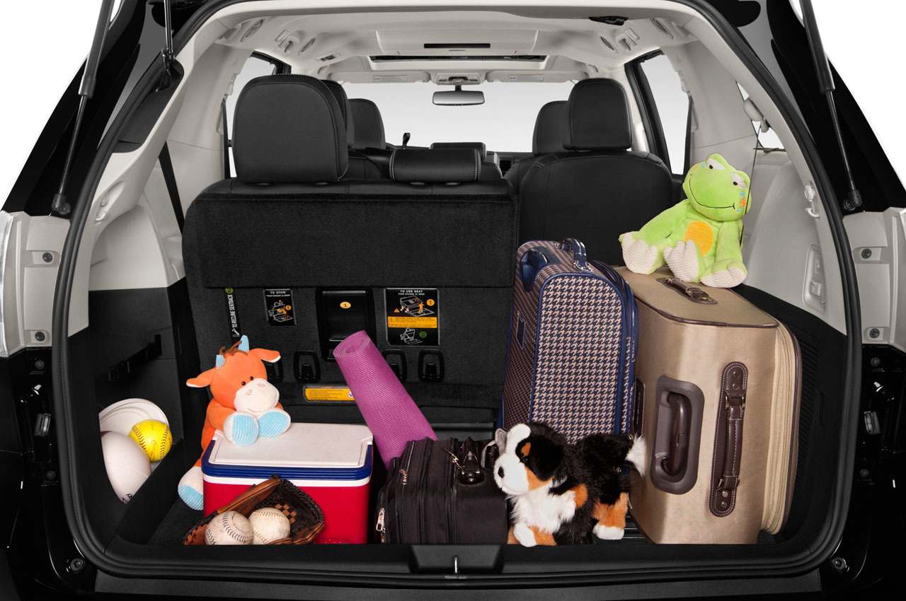 Minivan Interior Dimensions >> Toyota Reveals New 2015 Sienna Minivan From Out of Nowhere (Space) All Online