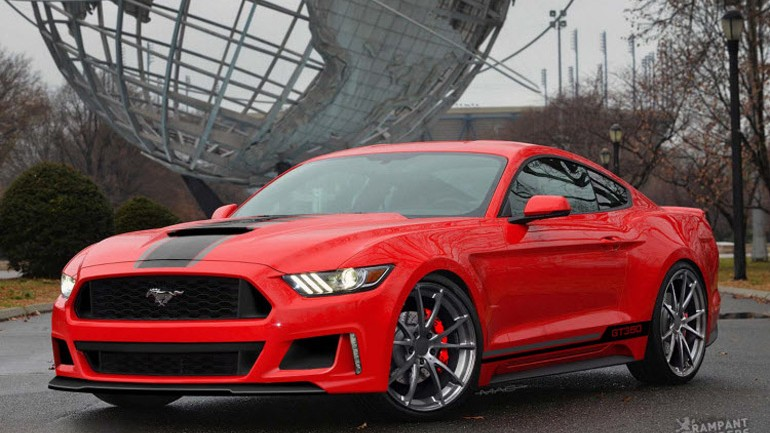 Rumor Mill: Ford Will Unleash 750 Horsepower In 2016 SVT Mustang