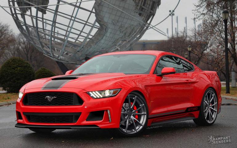 rumor mill ford will unleash 750 horsepower in 2016 svt mustang. Black Bedroom Furniture Sets. Home Design Ideas
