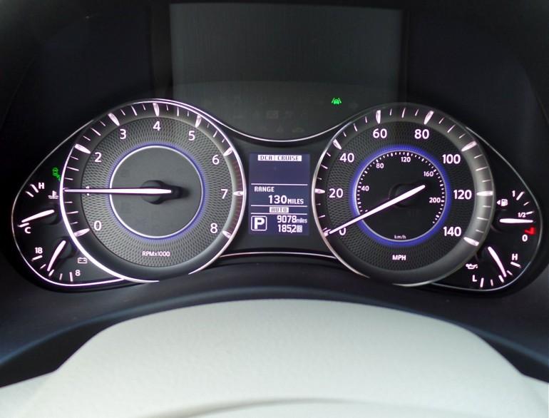 2014 Infiniti QX80 AWD